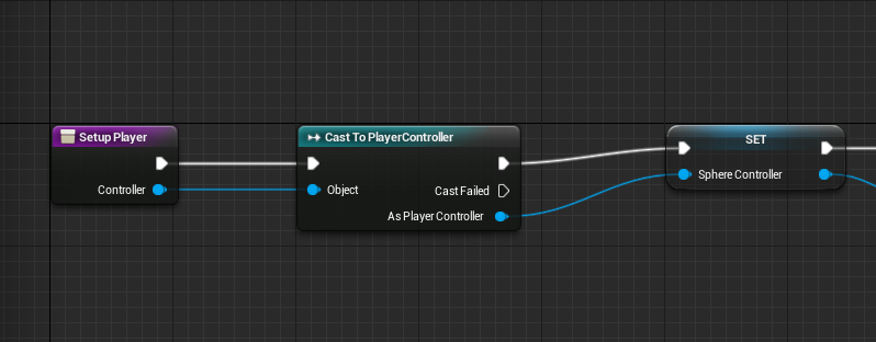 Spline Set Playercontroller