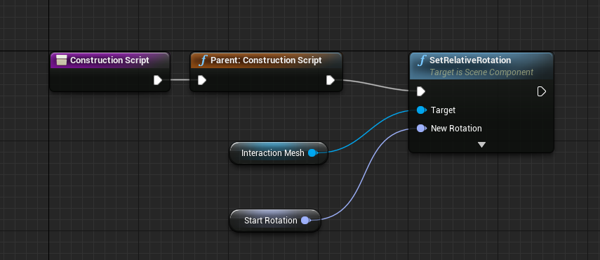 Unreal engine 4 lets make interaction and pickup system greg finally we drive the lever movement with a timeline and a rotational lerp i also have event dispatcher created at the end of the timeline so we can call malvernweather